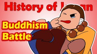 How did Buddhism Come to Japan? | History of Japan 15
