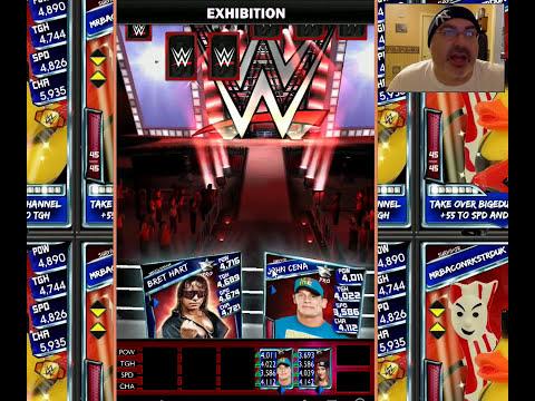 WWE Supercard #228 - SUPER SATURDAY!!! All 3 Accounts Here!!