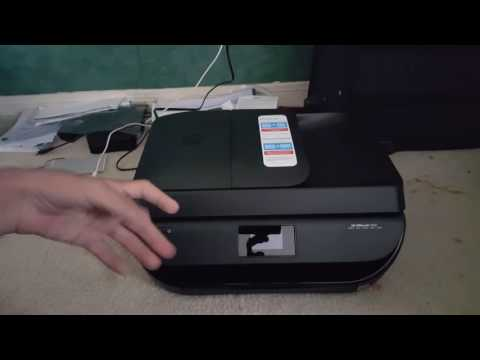 Hp Officejet 4650 Unboxing & First look