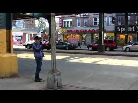 ВАЗ 2103 Жигули в Бруклине (Реакции людей)