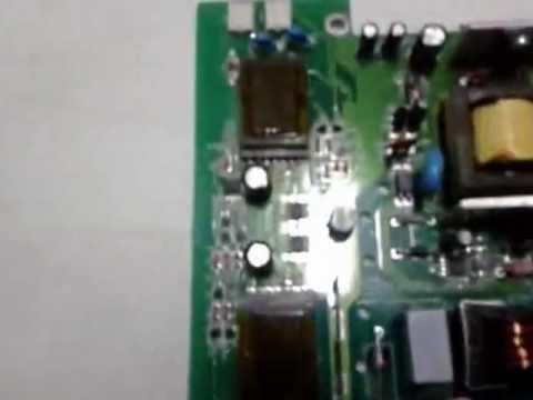 Reparación monitor DELL E173FPf