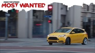 Teaser - Need For Speed Most Wanted