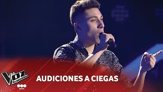 "Nahuel Bolotín - ""One night only"" - Jennifer Hudson - Audiciones a ciegas - La Voz Argentina 2018"