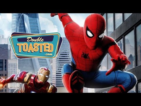 SPIDER-MAN HOMECOMING MOVIE REVIEW - Double Toasted Review thumbnail