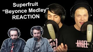 "Download Lagu ""Superfruit - Beyonce Medley"" Reaction Gratis STAFABAND"