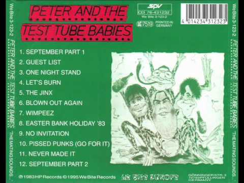 Peter And The Test Tube Babies - Let