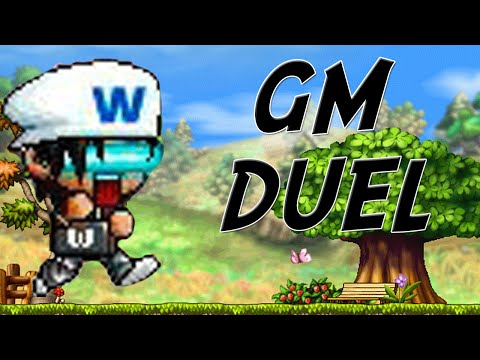 [MapleStory] - GM Duel