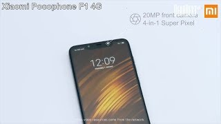 Xiaomi Pocophone F1 4G Phablet Global Version