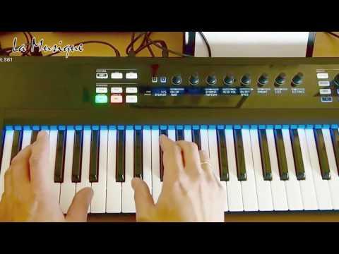 Pianino Lekcja - Akordy Dur I Moll - Jak Grać -  La Musique #4