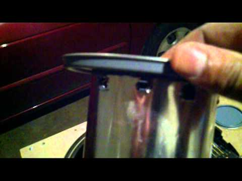 DIY Forced Air Wood Gas Stove Part 2 - How To Build Continued