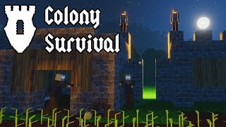 Colony Survival - Smelt it and Dealt It - #3 Let's Play Colony Survival Gameplay