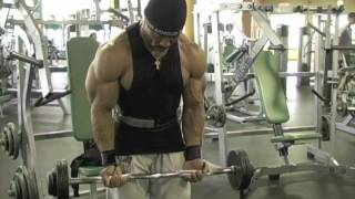 Hugh Ross - Workout Video Clips