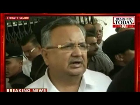 Bilaspur botched operations: CM Raman Singh visits relatives of victims