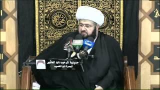 محاضرة الدكتور محمد جمعه استشهاد الزهراء 1436