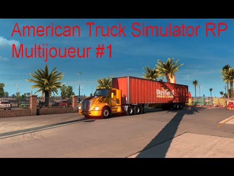 American Truck Simulator RP Multijoueur #1 thumbnail