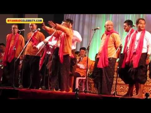A Nyeint Performance @ The Art of Freedom Film Festival, Yangon