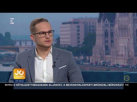 Az emberek nem kérnek az erősebb európai integrációból - Deák Dániel - ECHO TV