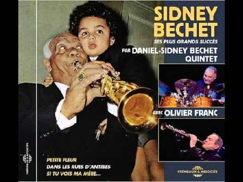N°215 Concert Sydney Béchet aux Bouffes Parisiens 30 mars 2014