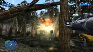 Обзор на Star Wars Battlefront(старая версия)