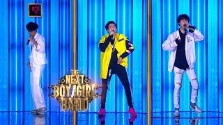 บุ๊ค, ปาล์ม, ชีต้า   Lip Sync - The Next Boy/Girl Band Thailand