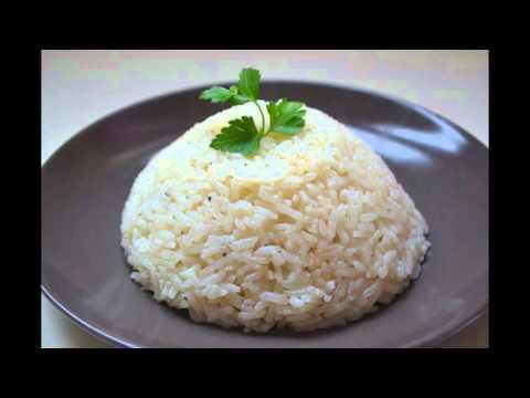 Как сделать рис рассыпчатым для гарнира