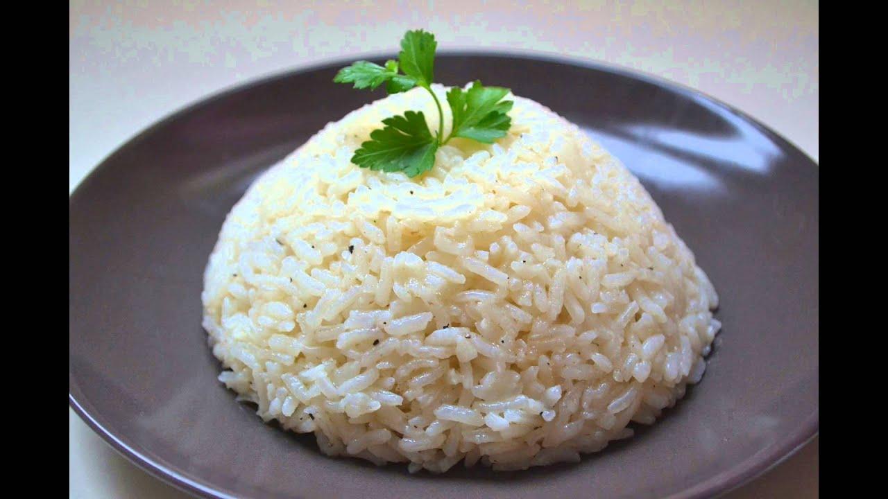Как сделать рис чтобы он был рассыпчатым