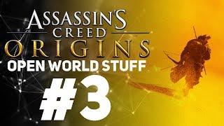 Assassin's Creed Origins [LIVE/PC] - New Game + Open World Stuff #3