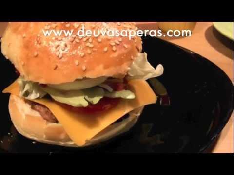 Como Hacer Hamburguesas Caseras - Parte 2