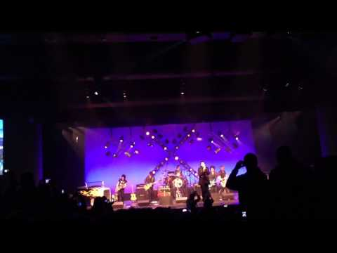 The Dope Show - Live Marilyn Manson Johnny Depp 1-25-2014 video