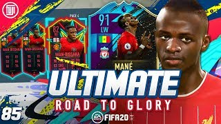 UH OH, POTM MANE!!! ULTIMATE RTG #85 - FIFA 20 Ultimate Team Road to Glory
