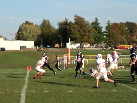 Summit Christian Academy JH Football vs. Pembroke 10/16/2012