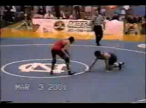 College Wrestling Video
