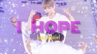 190816 I HOPE 강다니엘 4k fancam @ids in SG / kangdaniel fan meeting event