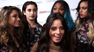"""Fifth Harmony Reveal """"Reflection"""" Secrets - Teen Vogue Young Hollywood 2014"""