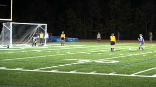 District Championship Penalty Kicks