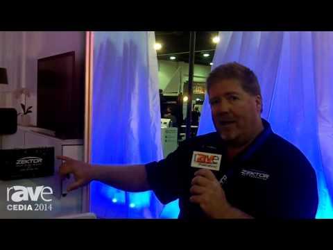 CEDIA 2014: Zektor's SoloCAT HD Max Offers Audio Return Independent of CEC Control