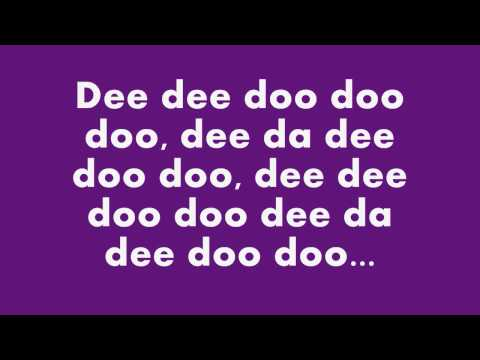 The Hamster Dance (lyrics) - Hampton The Hamster video