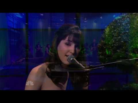 Landon Pigg & Lucy Schwartz Darling I Do Live on The Tonight Show