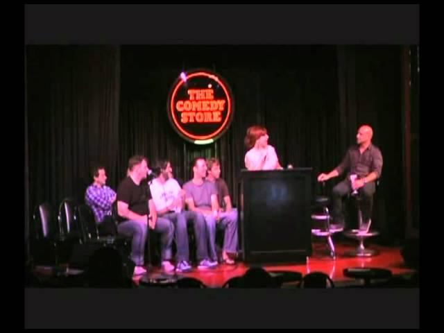 Shawn Pelofsky Comedy Store Dean Roast