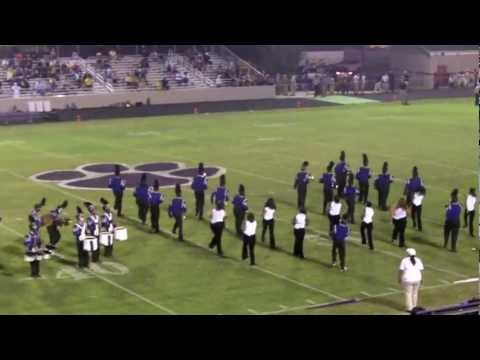 Haywood High School Marching Band Spotlight - September 21, 2012