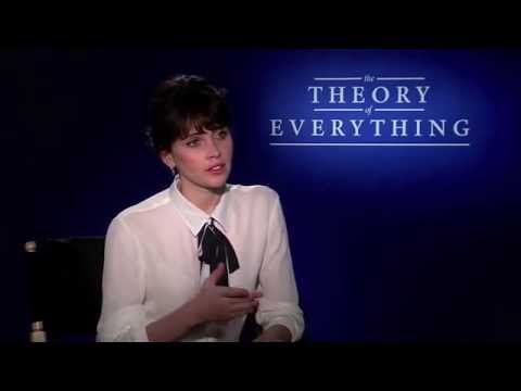 Felicity Jones Talks Love, Commitment and The Theory Of Everything w/ Tim Estiloz