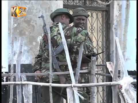 Operations In Lamu Paralyzed For Second Day As Residents Protest Against Curfew