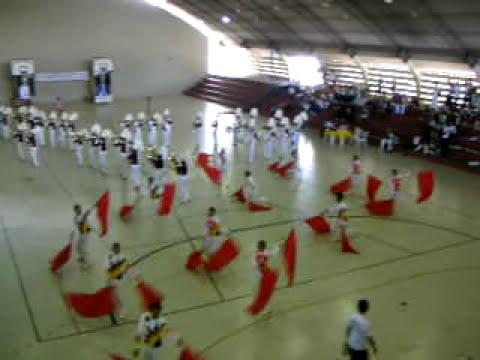 Banda Marcial Castro Alves Campeonato Norte Nordeste 1ºe 2° Movimento