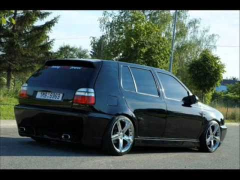 vw golf 3 tuning video by youtube. Black Bedroom Furniture Sets. Home Design Ideas