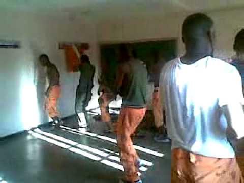 prison zulu dance part 2