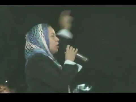 Gira LUZ DEL MUNDO confirmando los creyentes 2011 en guarena canta narkis de garcias