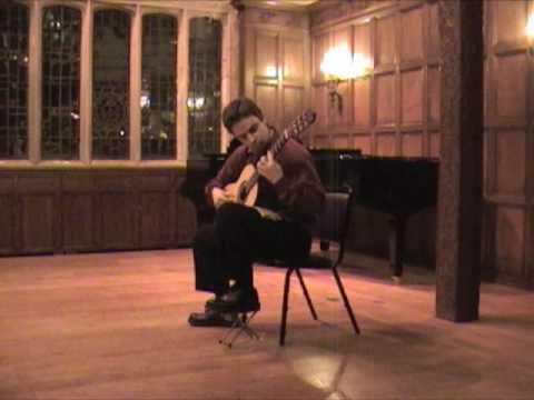 James Erickson - Moderato from