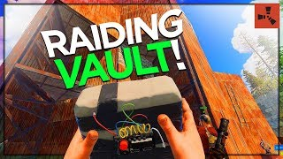 Going ALL IN on VAULT BASE DUO VANILLA RUST 11 S9