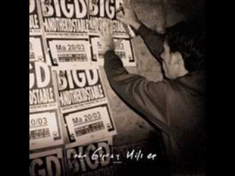 Big D And The Kids Table - Wailing Paddle