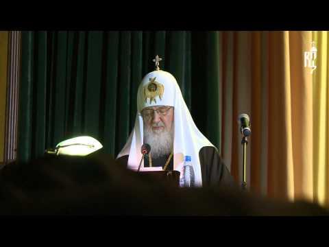 Состоялось заседание, посвященное 10-летию Попечительского совета Троице-Сергиевой лавры и МДА